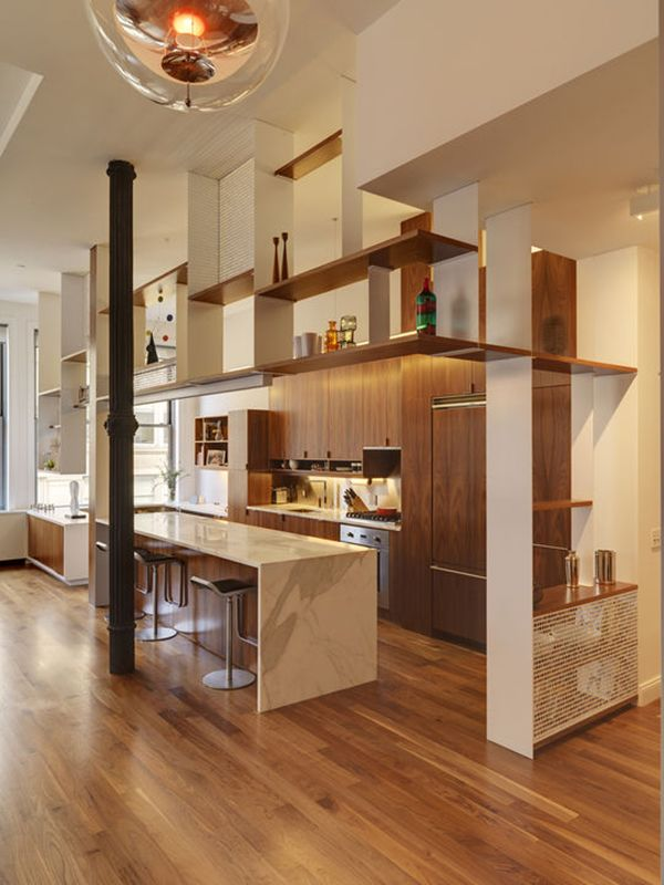 Remarkable family apartment in a historic NYC building
