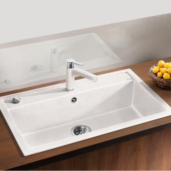 25+ parasta ideaa Pinterestissä Silgranit spüle Blanco spüle,L - spüle für küche