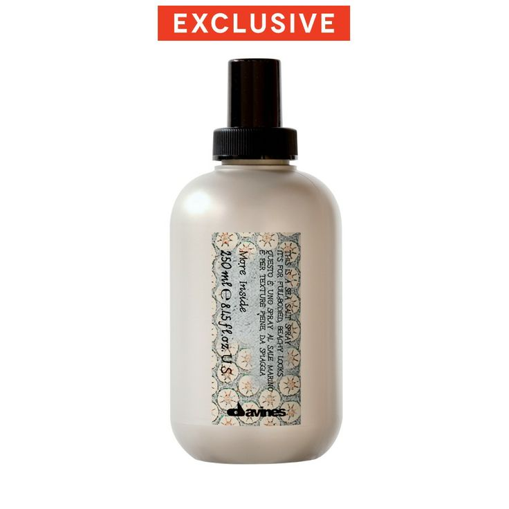 Davines This Is a Sea Salt Spray, $27.00 #birchbox | the only volumizing product that has wlasted all day long everyday on my thin fine hair