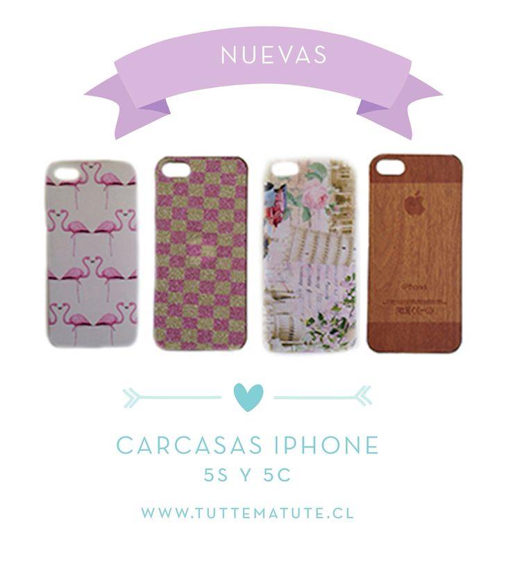 Nuevas Carcasas  www.tuttematute.cl #tuttematute #tutte_matute