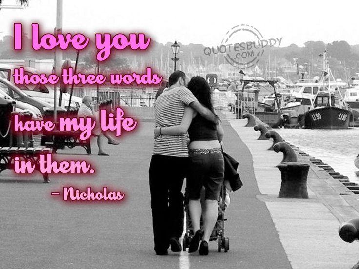 I Love You Quotes - Visit WebtalkMedia.com for info on blogging!