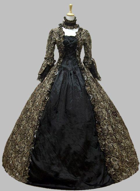 1800 Halloween Costumes