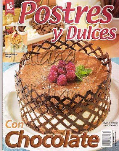 postres y dulces con chocolate - Mary. XIV - Álbumes web de Picasa