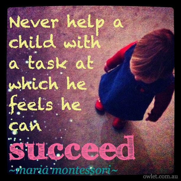 Maria Montessori Quotes: 70 Best Maria Montessori Quotes Images On Pinterest