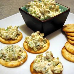 """Tuscan Cream Cheese Spread 