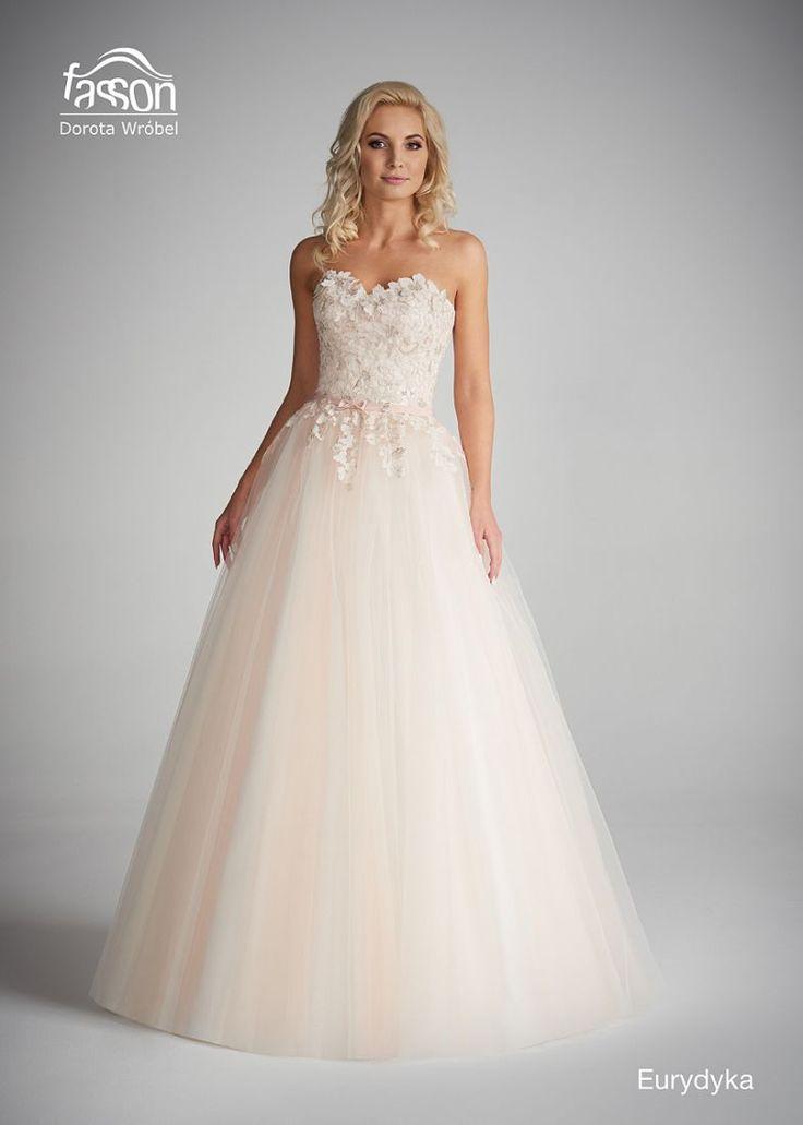 Eurydyka suknia ślubna