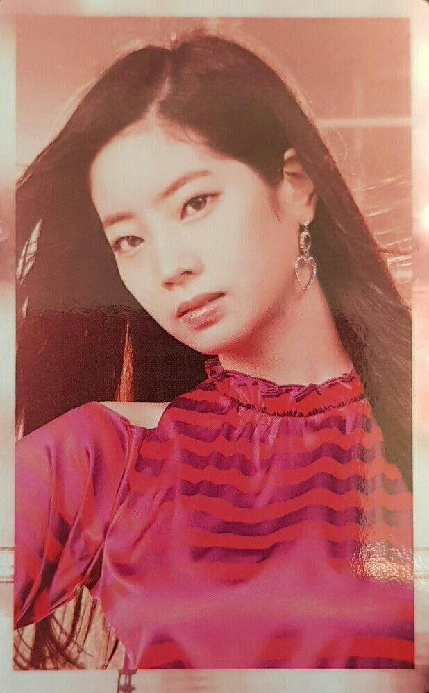 Twice Wake Me Up Photocard Dahyun
