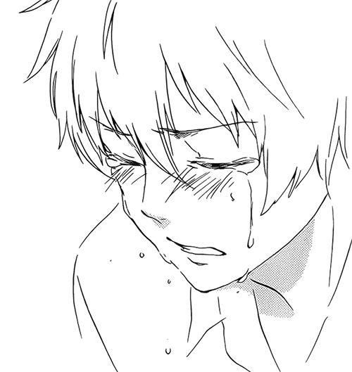 плачущий мужчина картинки карандашом шапка