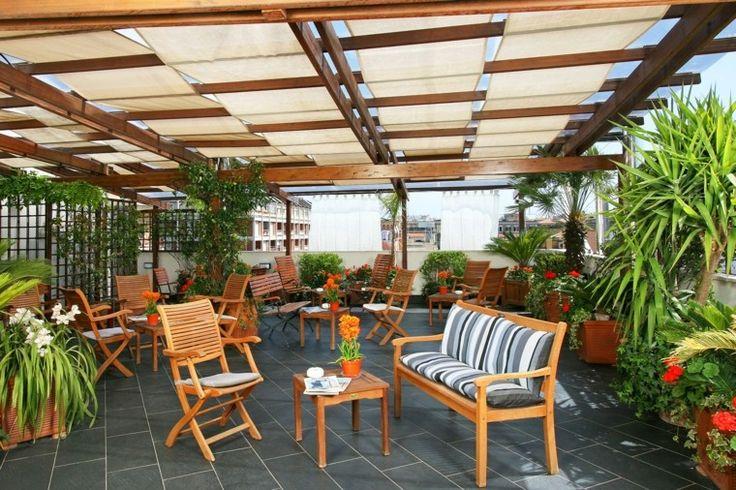 Diseño jardin y variadas ideas para azoteas con vida.