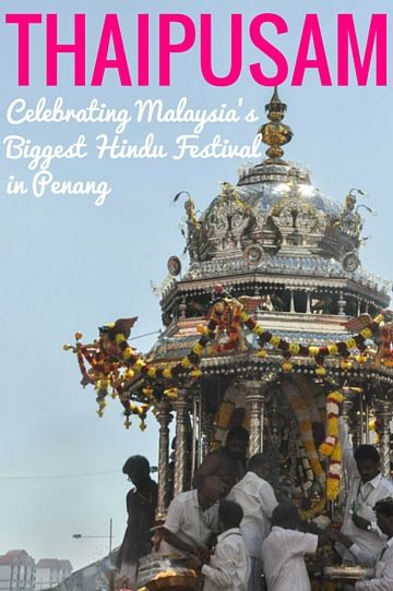 Coconut smashing and piercing rituals unlike anything I've ever seen at Malaysia's biggest Hindu festival
