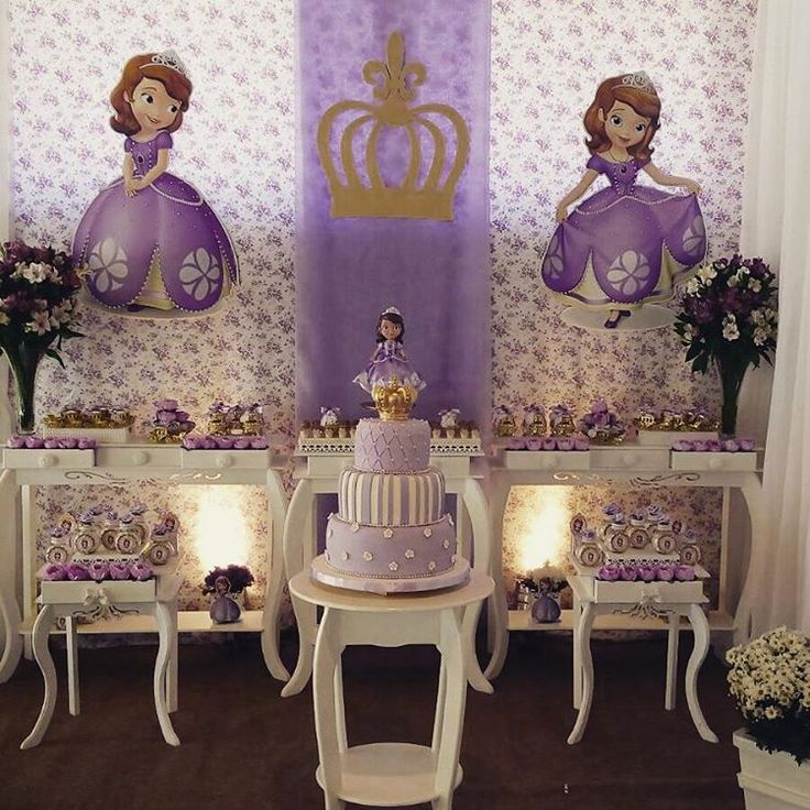 festa princesa sofia by https://instagram.com/renatasimoes.simoes/