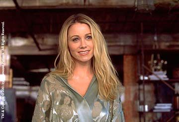Christine Taylor as Mathilda in Paramount's Zoolander - 2001