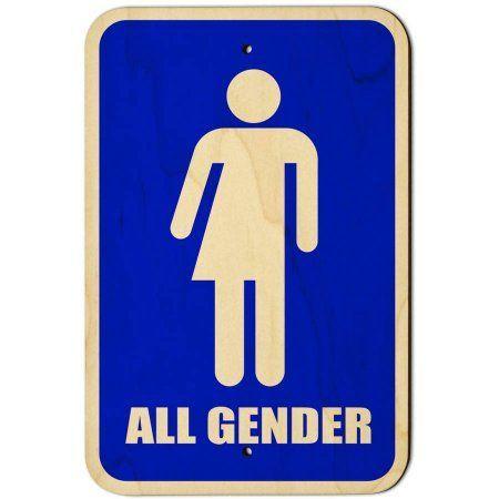 best 25+ transgender bathroom sign ideas on pinterest   trans