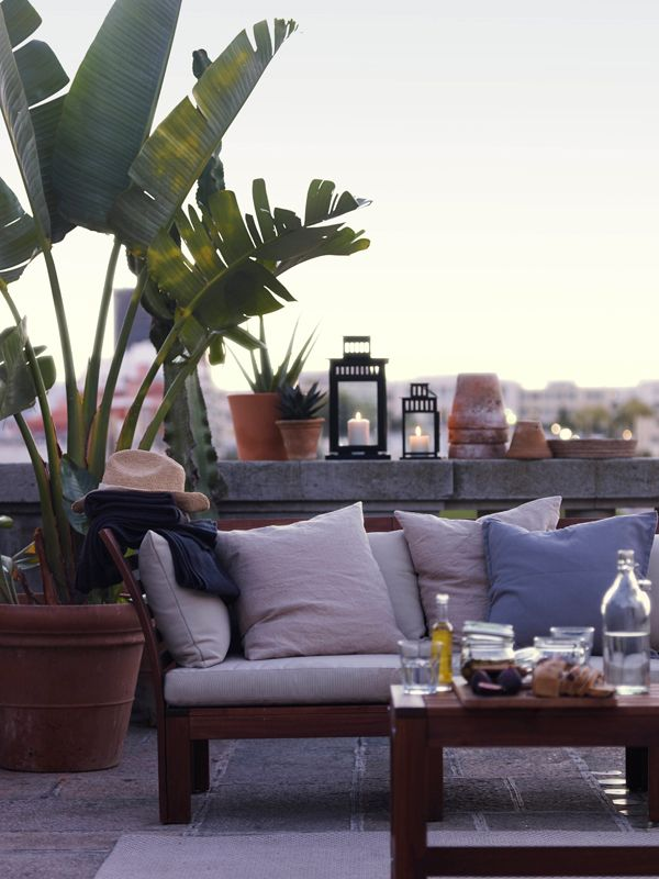 75 besten balkon ideen bilder auf pinterest. Black Bedroom Furniture Sets. Home Design Ideas