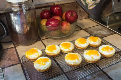 """""""Eggs In Baskets"""" - one of our guests' favorites"""