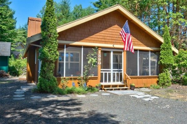728 Sq Ft Cabin In Shelton Wa For Sale Tiny House