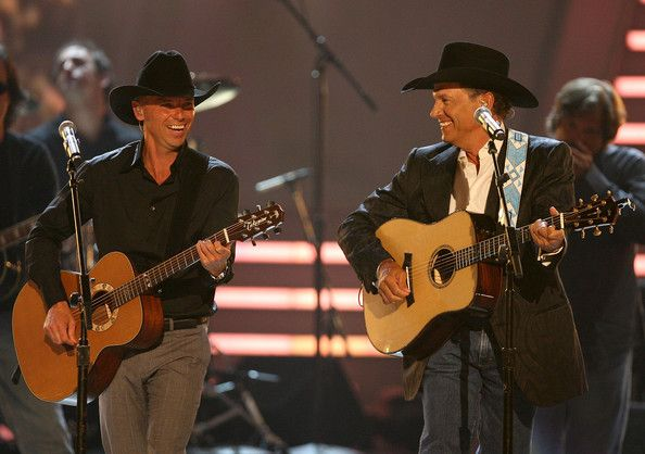 Kenny Chesney - The 43rd Annual Academy Of Country Music Awards - Show ,The 2 best country music stars ;)
