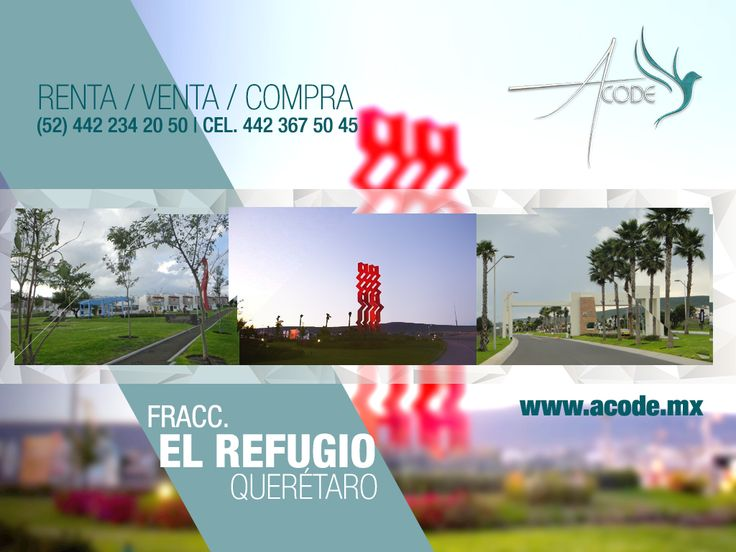 Residencial Raccionamiento El Refugio en Santiago de Querétaro, Querétaro de Arteaga
