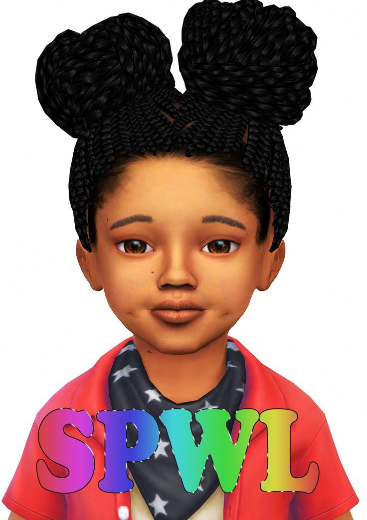 Xmiramira's CC Finds  : sheplayswithlifeee: ⭐️A Few SPWL Child to Toddler...