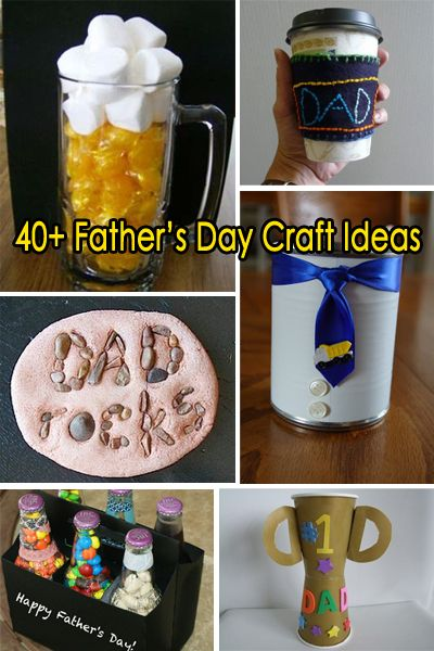 40  Fathers Day Craft Ideas Like the Beer Stien