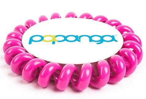 Papanga Haargummi Dragon Pink - das Original