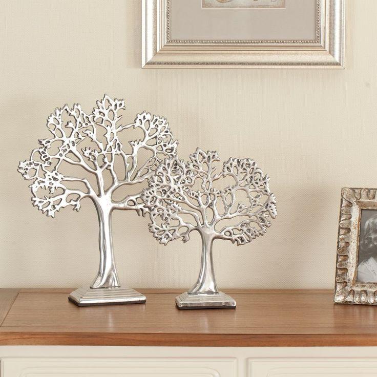 Dekoracja Tree 22x6x25cm, 22x6x25cm - Dekoria #dekoracje #decoration #dom #home #salon #idea #inspiration #inspiracje
