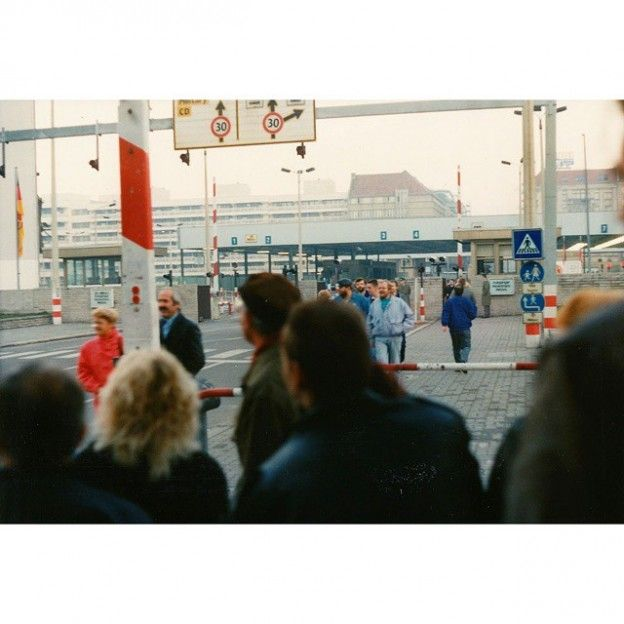 #Mauerfall #Berlin #1989