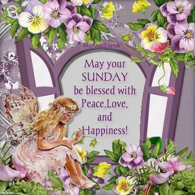 17 Best Ideas About Have A Blessed Sunday On Pinterest