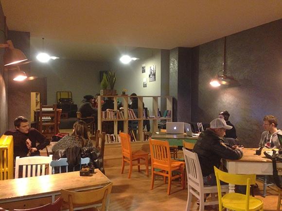 La sala ART del #QuasiQuasi