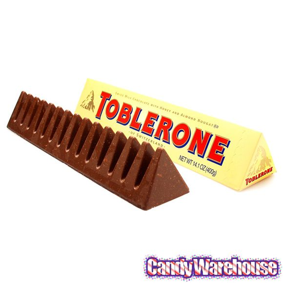 Just found Toblerone Giant 14-Ounce Chocolate Bar @CandyWarehouse, Thanks for the #CandyAssist!