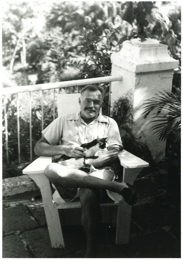 ernest hemingway fly fishing - photo #22