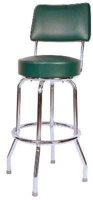 Special Offers - Heavy Duty Swivel 30 Inch Bar Stool with Back  Green (0-1957GRN) - In stock & Free Shipping. You can save more money! Check It (May 08 2016 at 08:28PM) >> http://counterstoolsusa.net/heavy-duty-swivel-30-inch-bar-stool-with-back-green-0-1957grn/