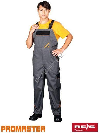 SPODNIE ROBOCZE OGRODNICZKI PRO-B - Odzież robocza, obuwie, apteczki, gaśnice, szelki bezpieczeństwa i in.
