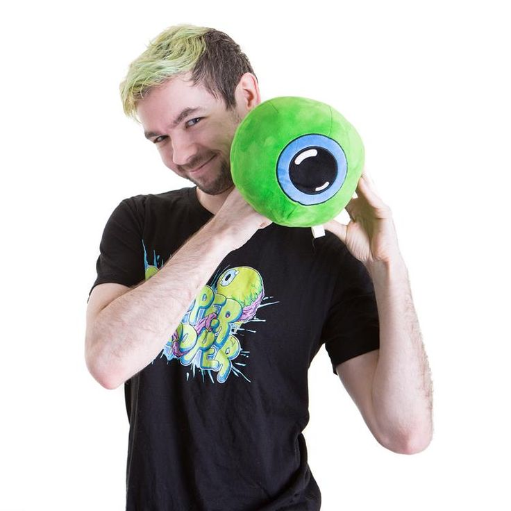JackSepticEye & Septiceye Sam plush - Sam has a little tail in the back, so cute!