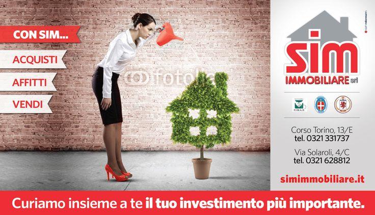Curiamo insieme a te il tuo investimento piu importante! #simimmobiliare