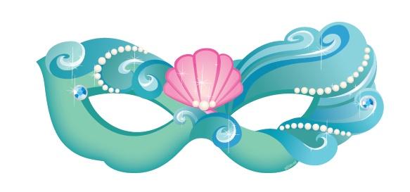 Ariel Mask someone make me this!