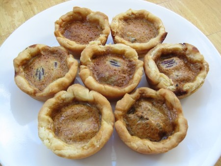 best butter raisin tart recipe...they really are