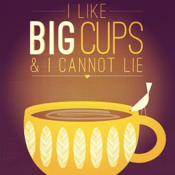 of course: Coffee Humor, Coffee Cans, Big Cups, Mmmmm Coffee, So True, Rainy Morning, Cup Of Coffee, Coffee Mugs, True Stories
