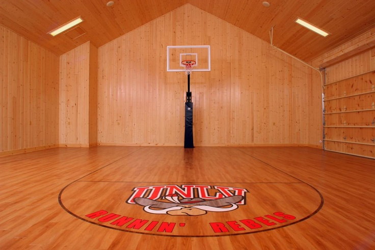 17 Best Images About Enclosed Basketball Court Seperate