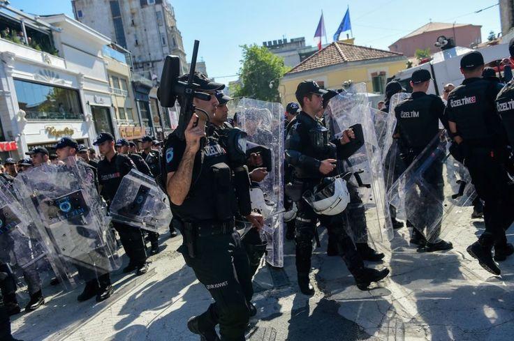 Turchia, alta tensione al Gay Pride: violenze della polizia e arresti - l'Espresso