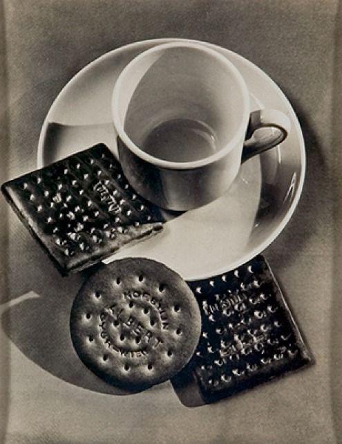 blushingcheekymonkey:  jozsef pesci - cup & biscuits (1935)