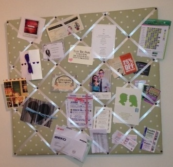 Miss Moneypenny Devon: How to... Memo board