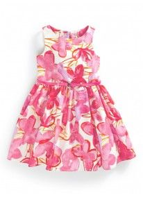 Bright Butterfly Prom Dress Pale Pink