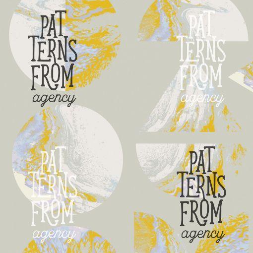 Tanja Kallio: Pollen – Morfo  #patternsfromagency #patternsfromfinland #pattern #patterndesign #surfacedesign #printdesign #tanjakallio