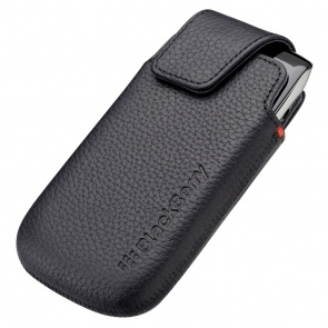 Toc BlackBerry ACC-38962-201 Leather Pocket pt. BB 9850/9860