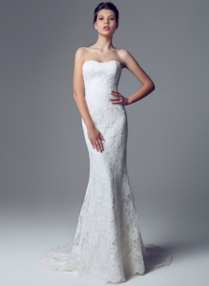 Blumarine Wedding Dresses 2013/2014 Bridal Collection. To see more: http://www.modwedding.com/2013/12/18/blumarine-wedding-dresses-2014-collection/