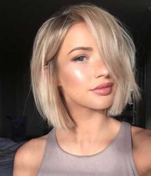 25 Best Ideas About Medium Short Haircuts On Pinterest