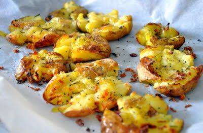 potatoes crisp oven browned potatoes recipes dishmaps crisp oven