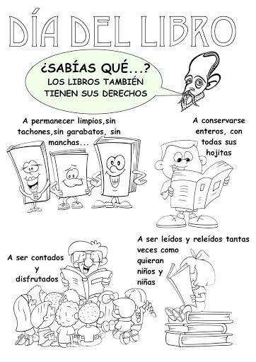 23 de abril, Día del Libro - rocio olivares carballido - Álbumes web de Picasa