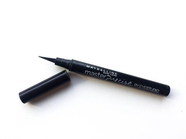 Maybelline Master Precise Liquid Eyeliner in Black ($5.69) | I Tried A Bunch Of Drugstore Eyeliners And Found The Very Best